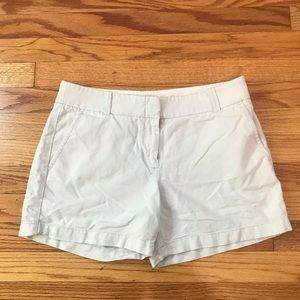 J. Crew Womens Shorts Casual Bermudas size 6